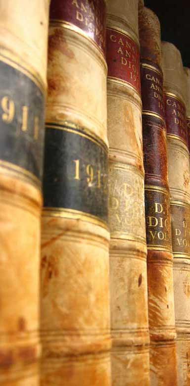 Toronto Criminal Defence Legal Books